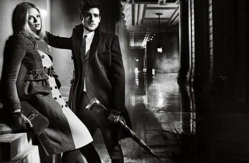 Burberry Autumn Winter 2012 Ad