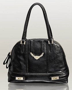 Guess Alfie Dome Satchel