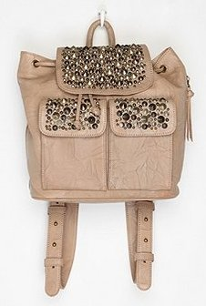 Joes Jeans Studded Mini Backpack