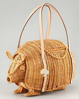 Kate Spade Armadillo Shoulder Bag