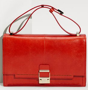 Lanvin Partition Bag