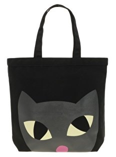 Lulu Guinness Lily Cat Shopper