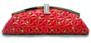 Mad by Design Sangria Clutch