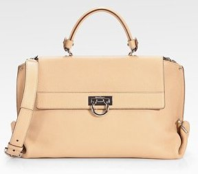Salvatore Ferragamo Top Handle Satchel