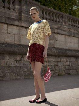 Yayoi Kusama for Louis Vuitton Outfit