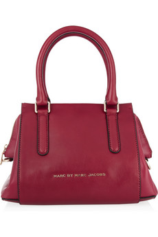 Marc By Marc Jacobs Burg Boxer Medium Leather Tote