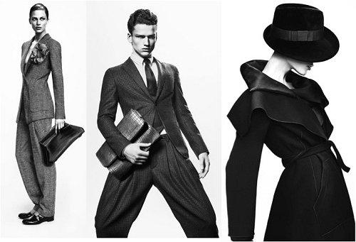 Giorgio Armani Fall Winter Ad