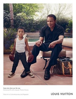 Louis Vuitton Muhammed Ali Core Values Ad