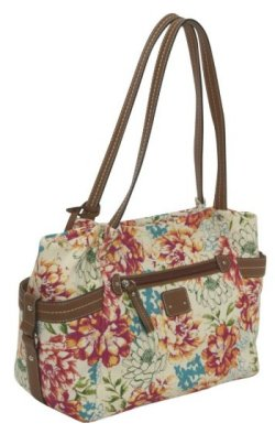 Stone Mountain Garden Party Tote