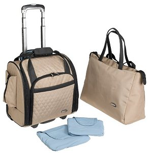 Travelon Wheeled Underseat Carryon