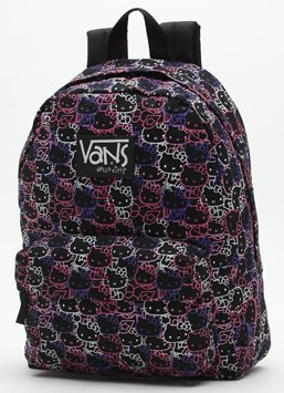 Vans Hello Kitty Collage Backpack
