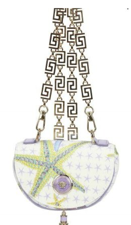 Versace Starfish Shoulder Bag