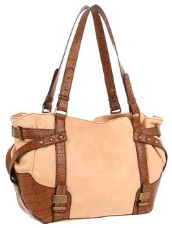 Jessica Simpson Rap Star Tote