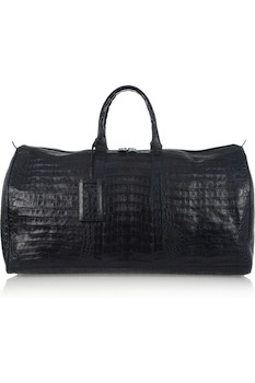 Nancy Gonzalez Crocodile Weekend Bag