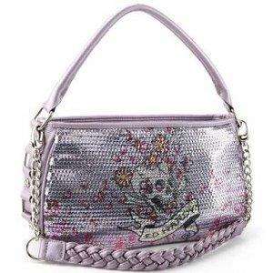 Ed Hardy Treasure Chest Hobo