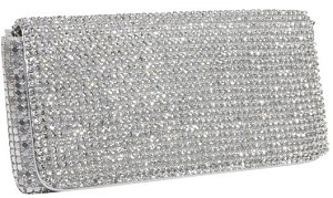 J. Furmani Crystal Clutch
