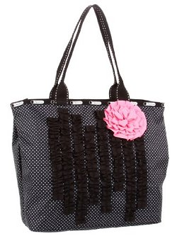LeSportsac Floral City Tote